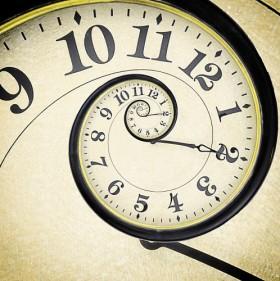Die Zeit ist relativ und endlos